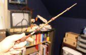 Varita de sauco Sculpey fácil de Harry Potter