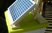 S.P.R.E.E. (Solar Fotovoltaica renovables electrón encapsulador), compacto, Durable y generador de energía Solar portátil