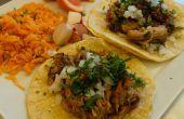 Increíblemente fácil Tacos de Carnitas