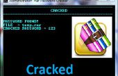 """Lote archivo - cracker contraseña numérica para el archivo """"Rar"""""""