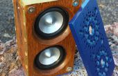 Altavoces Bluetooth de Steampunk