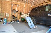 Sistema ajustable de estilo TRX suspensión trabajo hacia fuera - menos de $20