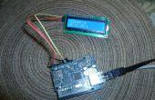 Cliente de tiempo de Internet Arduino
