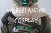 Inspirado en Mad Max/Wastelander Cosplay