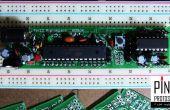 GOduino III - controlador del robot basada en Arduino protoboard-ambiente