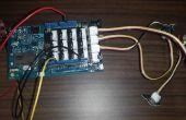 Wi-Fi basado en domótica por Edison Intel y plátano Pi M1