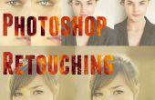 Photoshop retoque | Suavizado de piel, ojos mejora y relación divina