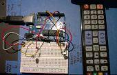 Otro preludio de automatización - clonación de un mando a distancia