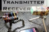 Transmisor de Audio y el receptor del laser