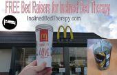 Cama / muebles recaudación de inclinado cama terapia (IBT)