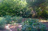 """Espiral con motivos """"capa"""" jardín"""