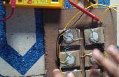Generador piezoeléctrico