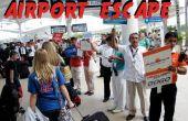 Aeropuerto de Cancún a las estaciones de