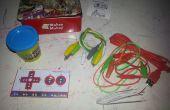 MakeyMakey + PlayDoh + Pac-Man = Hackerspace de interminable diversión MakerBar