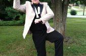 Traje de PSY estilo de Gangnam de $15 para Halloween