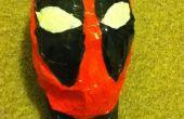 Dead Pool máscara de cinta