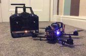 Construcción de su propio quadcopter 250