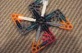 Estrellas ninja LEGO y KVG