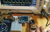Fotopletismografía - (Monitor de ritmo cardíaco de IR)