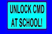 Cómo a unlock CMD en un equipo de la escuela (Windows XP)