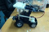 Autónoma de Arduino de coches con Sensor de proximidad infrarrojo