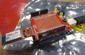 Conexiones serie de Arduino Bluetooth! Hecho en TechShop