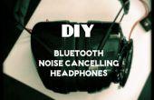 DIY ruido Bluetooth auriculares