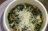 Sopa de Tortellini Kale