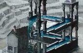 La máquina de movimiento perpetuo: La versión de la vida real de cascada de M.C.Escher