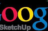 Convertir un diseño de Sketchup de Google en formato DXF