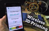 Cómo controlar una impresora 3D con un teléfono a través de bricolaje AstroBox