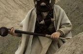 Tamaño niño traje de Tusken Raider