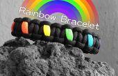 Pulsera arco iris