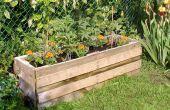 Maison Grenouille et Chez Crapaud - vegetal plantador de palets recuperados
