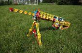 K'NEX RLSW V.1 (arma de apoyo de Red luz) (construir)