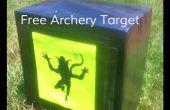Libre destino de tiro con arco