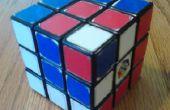 Cómo hacer patrones de cubo Rubicks