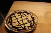 Fácil pastel de mantequilla de maní