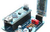 Control LED RGB utilizando Amarino Nano 1.0