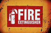 Construir su propio extintor de cosas alrededor de su casa