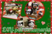 Adornos navideños de PET