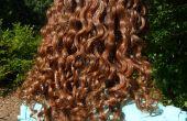 Gel para el cabello caseros linaza para el cabello rizado, muy rizado
