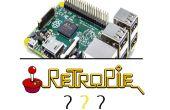 RetroPie y frambuesa Pi 2