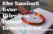 Inalámbrico de transmisión de electricidad mediante AVRs para AVRs