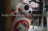 DIY tamaño natural teléfono controlado BB8 droide