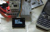 Construir un reloj de la red (NCLK) con Microduino-RTC