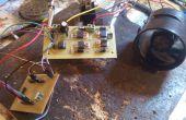 Control de un potente motor de DC con LabVIEW