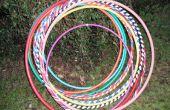 Hula hoop, estilo británico