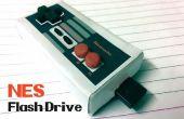 ¿La impulsión del Flash del NES