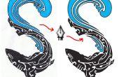 Guía rápida de la herramienta de pluma de aprendizaje Adobe Illustrator